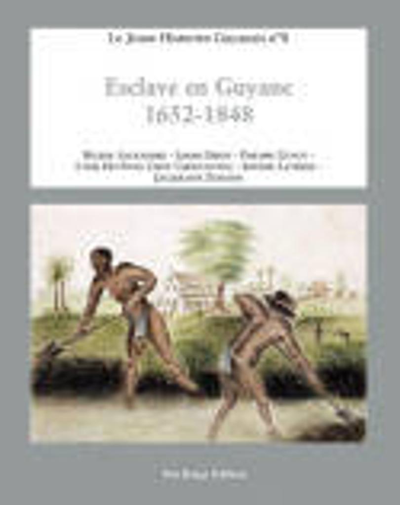 Esclave en Guyane : 1652-1848 / Régine Alexandre, Sarah Ebion, Philippe Guyot... [et al.]  